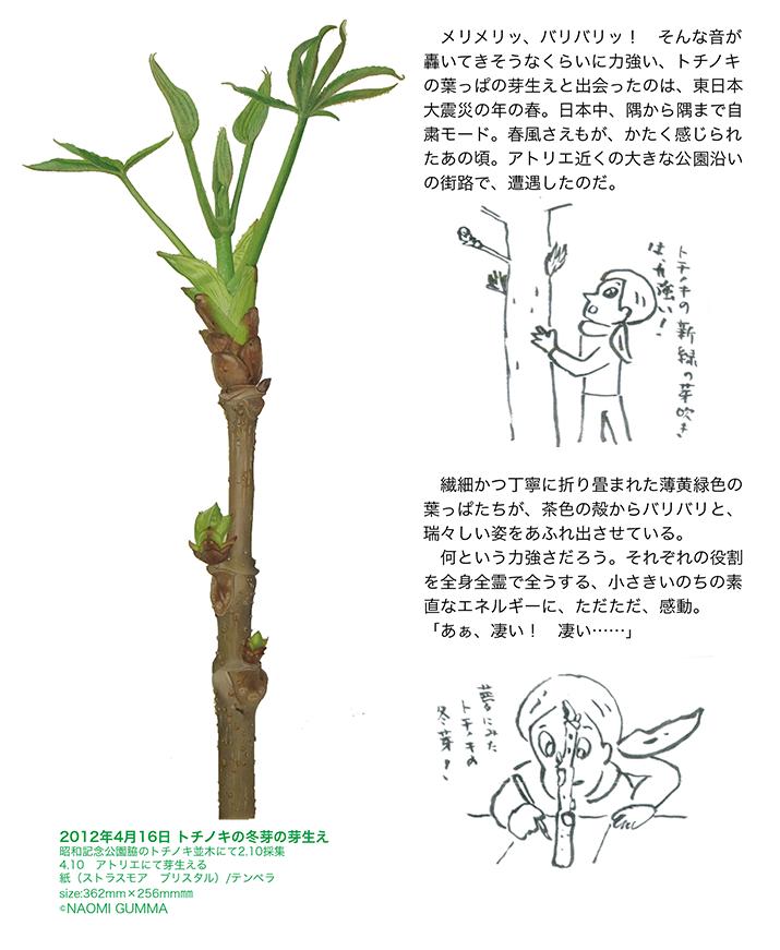 葉画家・群馬直美さんのアートコラム 第1回イメージ1