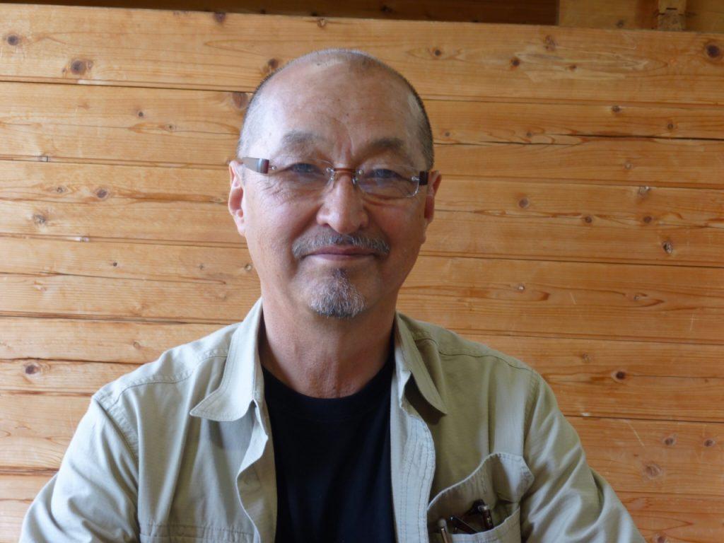 武蔵野美術大学の宮島慎吾教授