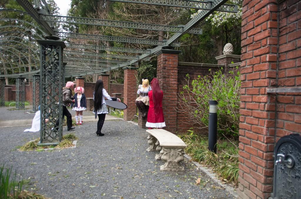 コスプレ集団