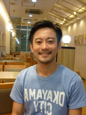 満月BAR代表 武田悠佑さん