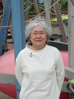 「時をつむぐ会」代表<br>続木美和子さん