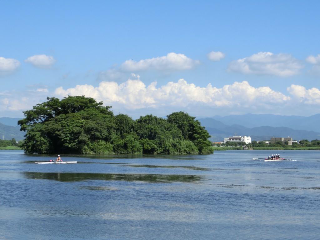熊本市 水前寺江津湖公園
