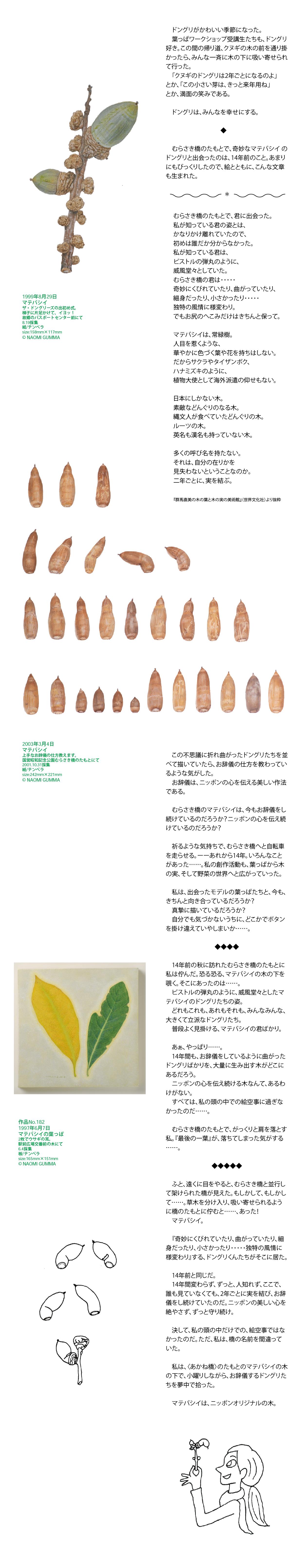 葉画家・群馬直美さんのアートコラム Second season 第1回イメージ1