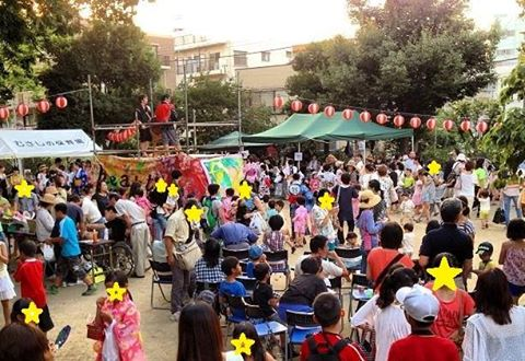 はじっこまつり 夏祭り(2012年)