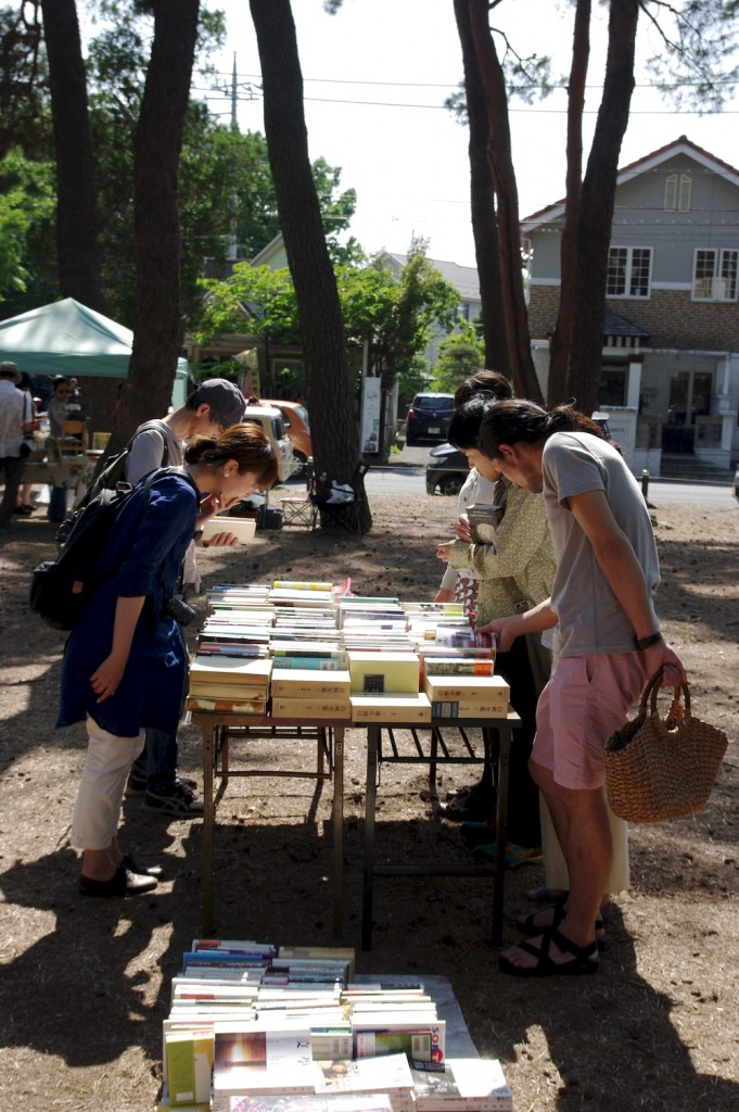 「敷島。本の森」イベント