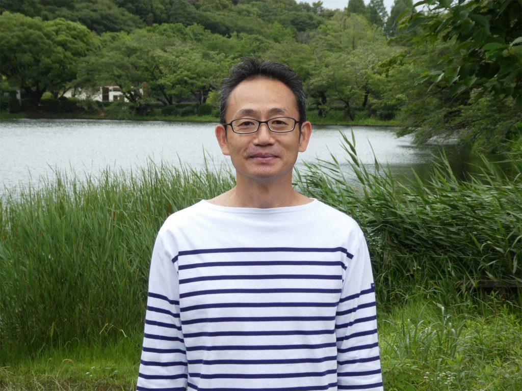 「縄文人になろう会」代表 田中宏昌さん