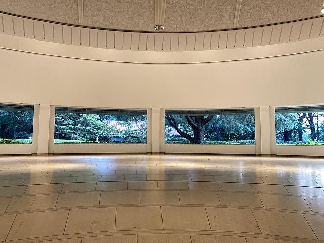 『作品のない展示室』(2020年7月4日~8月27日)